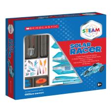 Scholastic STEAM Solar Racer Activity Kit