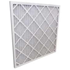 Tri Dim Antimicrobial HVAC Pleated Air