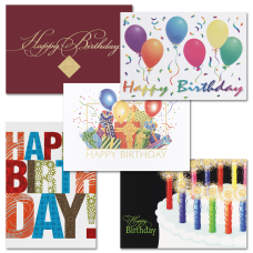 All Occasion Assorted Birthday Greeting Cards