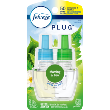 Febreze Plug Morning Dew Refills Oil