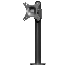 Kantek Mounting Arm for Monitor Black