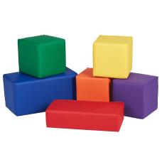 SoftScape Big Block Set Assorted Colors