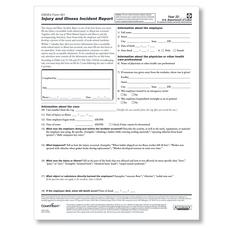 ComplyRight OSHA Form 301 8 12