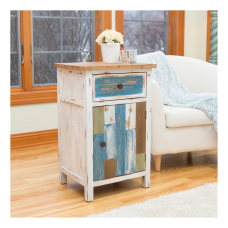 FirsTime Co Aden Wood Cottage Cabinet