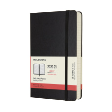 Moleskine 18 Month Hardcover Daily Planner
