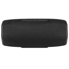 iLive Bluetooth Waterproof Portable Speaker Black
