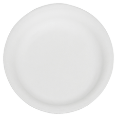 SKILCRAFT Disposable Paper Plates 9 White