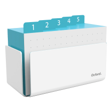 Oxford at Hand Note Card Organizer