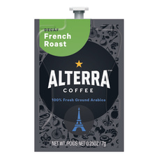 FLAVIA Coffee ALTERRA French Roast Decaffeinated