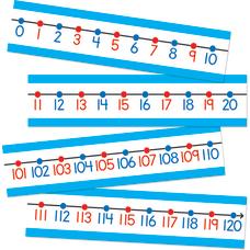 Carson Dellosa Classroom Number Line 20