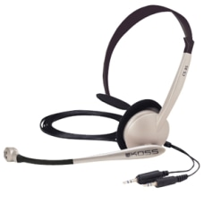 Koss CS95 Noise Cancelling Headset Over