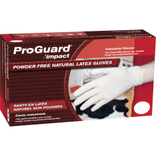 ProGuard Disposable Latex Powder Free General