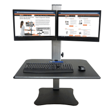 Victor High Rise DC350 Dual Monitor
