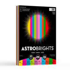 Neenah Astrobrights Bright Color Paper Pack