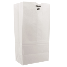 General Paper Grocery Bags 20 16