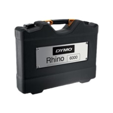 DYMO Industrial 6000 Hard carrying case