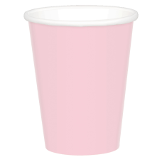 Amscan Paper Cups 9 Oz Blush