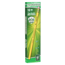 Ticonderoga Wood Case 1 Pencils B