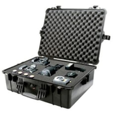 Pelican 1600 Shipping Box with Foam