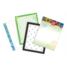 Barker Creek Paper Set 8 12