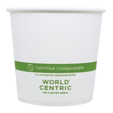 World Centric Paper Bowls 24 Oz