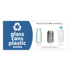 Recycle Across America Glass GCP 0409