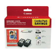 Canon PG 210XL CL 211XL Ink