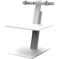 Humanscale Quickstand Eco Dual Monitor White