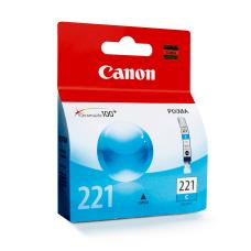 Canon CLI 221C ChromaLife 100 Cyan