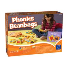 Learning Resources Phonics Bean Bags Pack