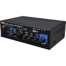 Pyle PTAU45 Amplifier 120 W RMS
