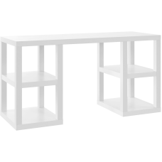 Ameriwood Home Parsons Deluxe Desk White