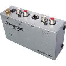 PylePro PP444 Amplifier 01percent THD 20