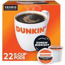 Dunkin Donuts Single Serve Coffee K