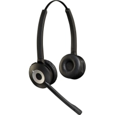 Jabra PRO 930 Duo Headset Stereo