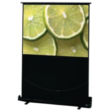 Draper Traveller Portable Projection Screen 30
