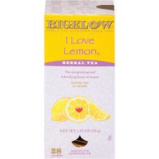 Bigelow I Love Lemon Tea Bags