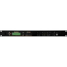 RTS Two Channel UHF Synthesized Wireless