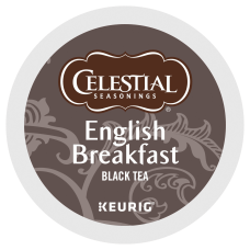 Celestial Seasonings English Breakfast Tea Single