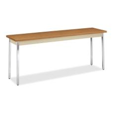 HON Utility Table 72 x 18