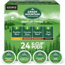 Green Mountain Coffee Coffee Single Serve