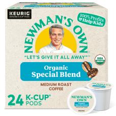Newmans Own Organics Single Serve Coffee