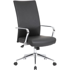 Boss Office Products Ergonomic High Back