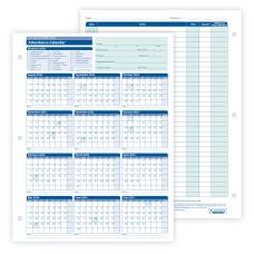 ComplyRight 2020 2021 Academic Attendance Calendar