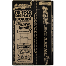 ArtSkills Tri Fold Boards 35 12
