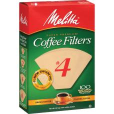 Melitta Coffee Filters Cone No 4