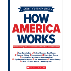 Scholastic How America Works Grades Middle