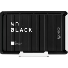 WD Black D10 WDBA5E0120HBK NESN 12