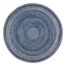 Anji Mountain Epona Braided Round Rug