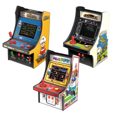 dreamGEAR Micro Arcade Collectors Pack